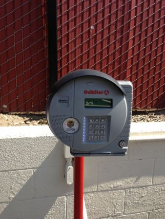 4601 White Ln Bakersfield, CA 93309 - Security Keypad