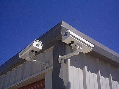 8005 Pontiac Ave Lubbock, TX 79424 - Security Cameras