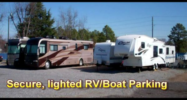 601 Houston Lake Blvd Centerville, GA 31028 - Car/Boat/RV Storage