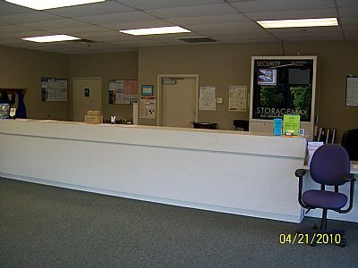 1410 Beaver Ruin Rd Nw Norcross, GA 30093 - Front Office Interior
