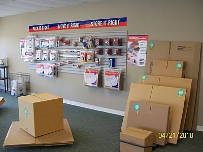 1410 Beaver Ruin Rd Nw Norcross, GA 30093 - Moving/Shipping Supplies