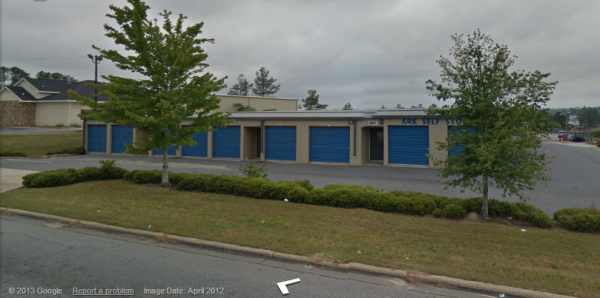 1731 Keystone Street Macon, GA 31204 - Drive-up Units