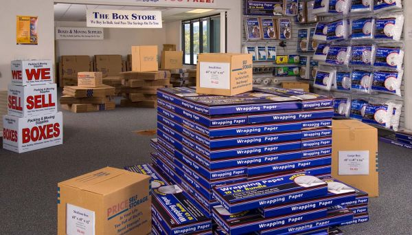 533 Stevens Ave W Solana Beach, CA 92075 - Moving/Shipping Supplies