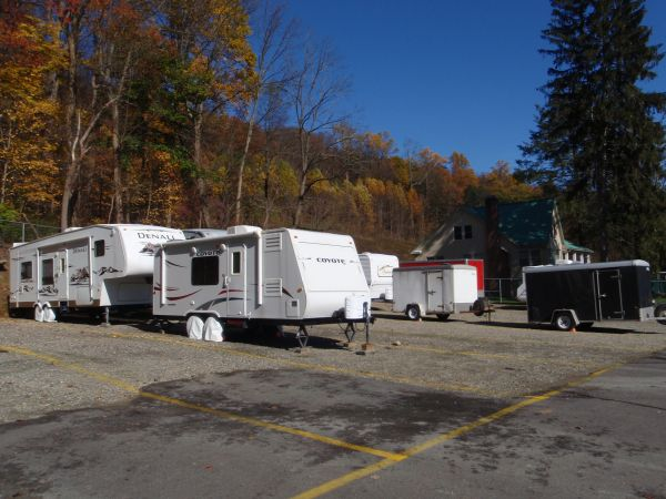 1075 Foxtown Hill Road Delaware Water Gap, PA 18327 - Car/Boat/RV Storage