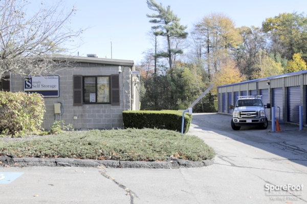 125 Recreation Park Dr Hingham, MA 02043 - Storefront