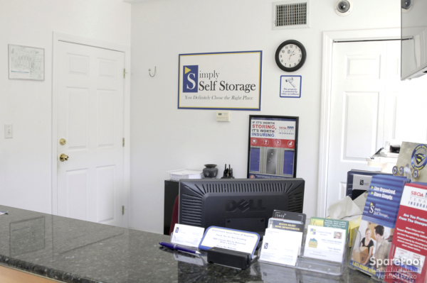 125 Recreation Park Dr Hingham, MA 02043 - Front Office Interior
