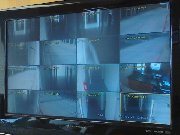 3567 Fredericksburg Rd San Antonio, TX 78201 - Security Monitor
