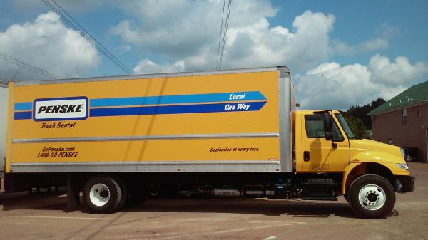 10505 Hwy 64 Arlington, TN 38002 - Moving Truck