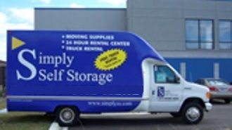 1320 E Big Beaver Rd Troy, MI 48083 - Moving Truck