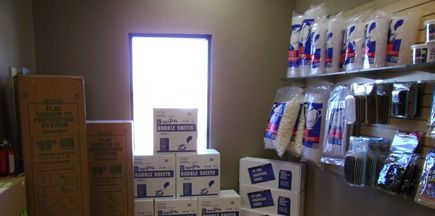 520 Blake Street Denton, TX 76208 - Moving/Shipping Supplies