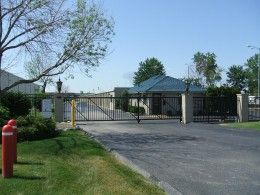 6550 Metropolitan Pky Sterling Heights, MI 48312 - Security Gate