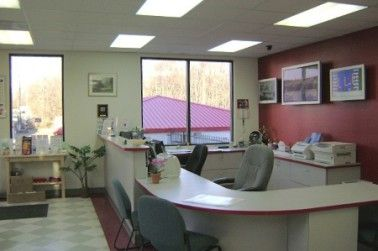 1621 Belair Rd Bel Air, MD 21014 - Front Office Interior