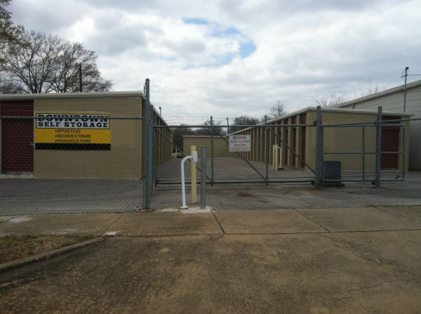 825 S Mcdonough St Montgomery, AL 36104 - Security Gate