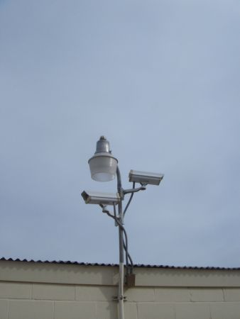 3500 Eisenhauer Rd San Antonio, TX 78218 - Security Camera