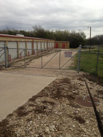 2406 S Ih 35 Belton, TX 76513 - Security Gate