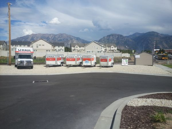 1952 W 820 N Provo, UT 84601 - Road Frontage