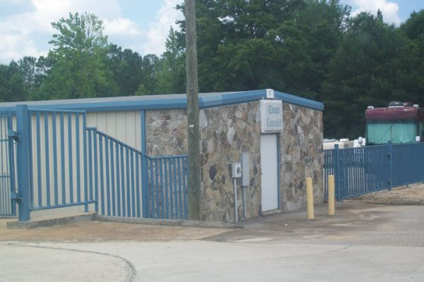 1501 Us Highway 29 West Point, GA 31833 - Security Gate