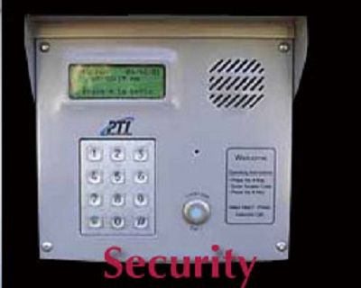 10 Old Newtown Rd Danbury, CT 06810 - Security Keypad