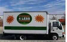 2463 15th Street West Rosamond, CA 93560 - Moving Truck