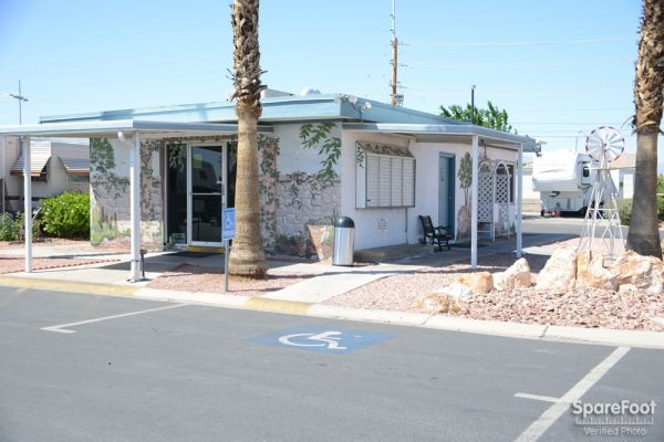 4001 East Sahara Avenue Las Vegas, NV 89104 -