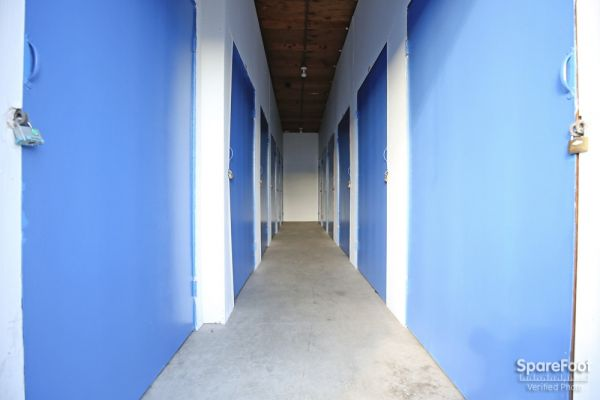 8000 Artson St. Rosemead, CA 91770 - Interior of a Unit|Drive-up Units