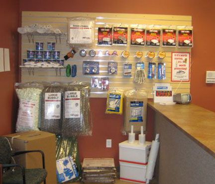 90 Highway 99 Eugene, OR 97402 - Moving/Shipping Supplies