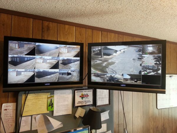 4500 Dollarway Road Pine Bluff, AR 71602 - Security Monitor