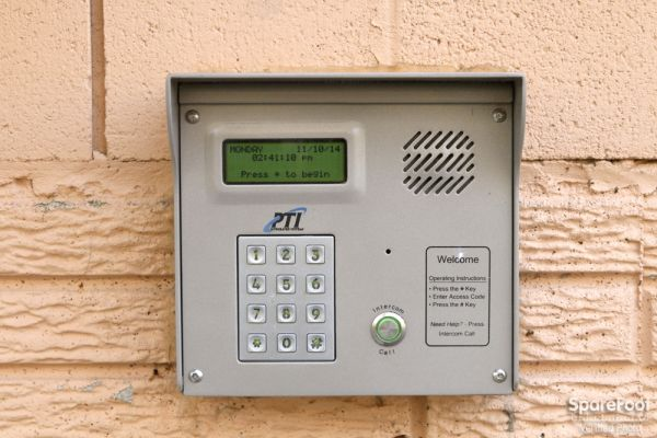 1204 Washington Street Stoughton, MA 02072 - Security Keypad