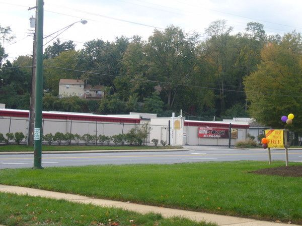 10624 Reisterstown Road Owings Mills, MD 21117 - Road Frontage
