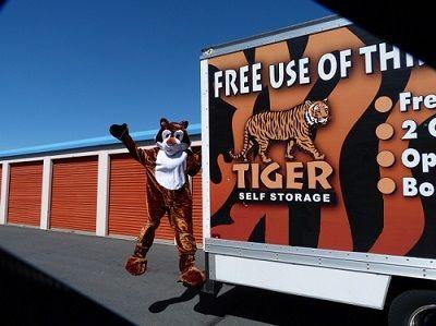 Tiger Self Storage   SACRAMENTO   9609 OATES DRIVE   9609 OATES DRIVE