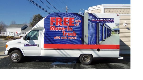 423 North Main Street Bel Air, MD 21014 - Moving Truck