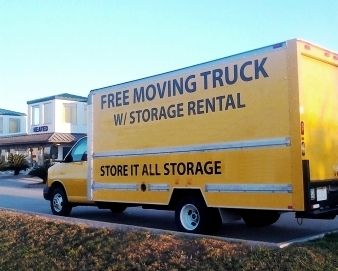 17102 Fm 529 Houston, TX 77095 - Moving Truck