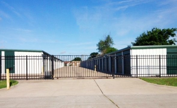 17102 Fm 529 Houston, TX 77095 - Security Gate