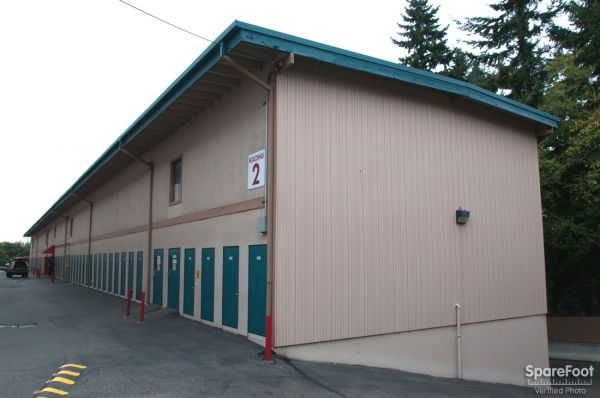 14540 Aurora Avenue North Shoreline, WA 98133 - Drive-up Units
