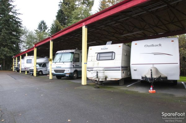 16902 Alderwood Mall Pkwy Lynnwood, WA 98037 - Car/Boat/RV Storage