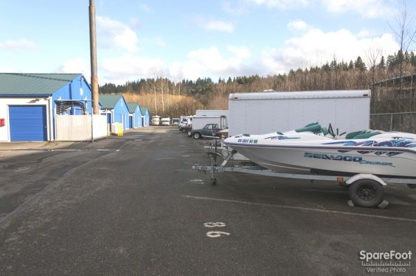 6432 233rd Pl SE Woodinville, WA 98072 - Car/Boat/RV Storage
