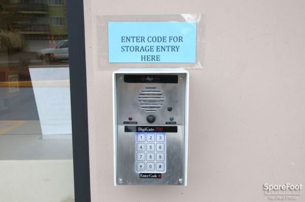 10115 Greenwood Ave N Seattle, WA 98133 - Security Keypad