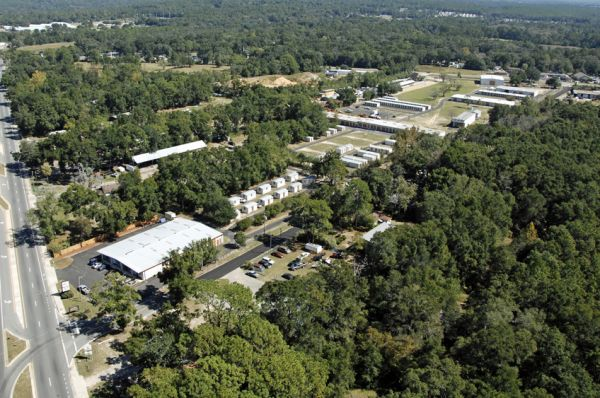 3927 Crawfordville Rd Tallahassee, FL 32305 - Aerial View|Road Frontage