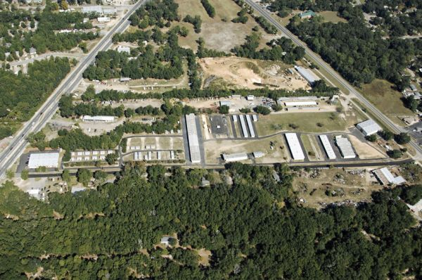 3927 Crawfordville Rd Tallahassee, FL 32305 - Aerial View