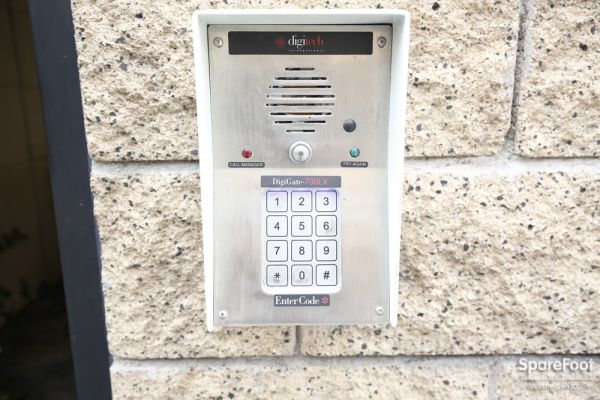 1500 Washington Boulevard Montebello, CA 90640 - Security Keypad