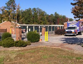 805 H And R Drive Knightdale, NC 27545 - Road Frontage