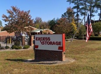 805 H And R Drive Knightdale, NC 27545 - Signage