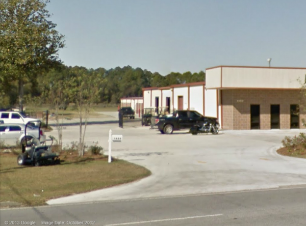 1450 Madison Hwy Valdosta, GA 31601 - Storefront|Security Gate|Security Keypad