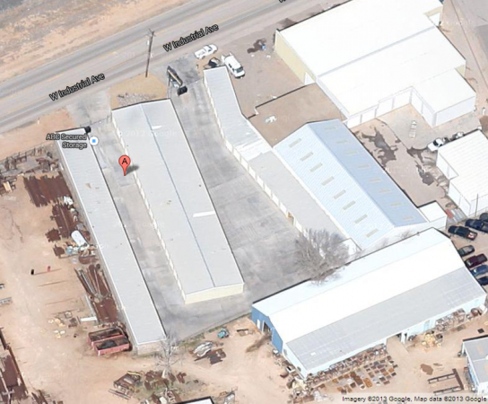 3105 West Industrial Avenue Midland, TX 79701 - Aerial View
