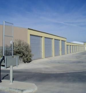 4500 Northeast Loop 338 Crossroad Odessa, TX 79762 - Drive-up Units