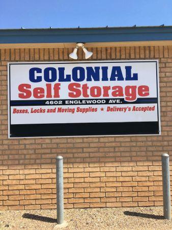 Easy Stop Storage  Lubbock   4602 Englewood Avenue