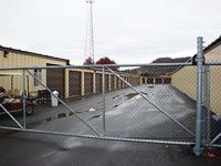 612 South Wickham Avenue Princeton, WV 24740 - Security Gate