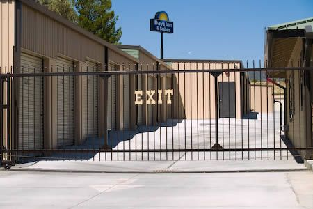 550 Industrial Drive Camp Verde, AZ 86322 - Security Gate