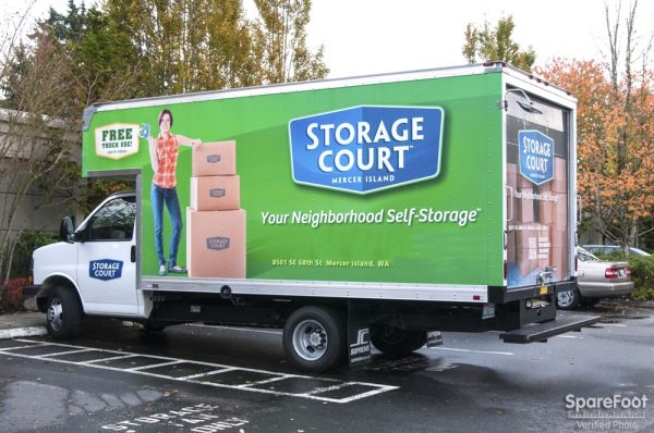 Superior Storage Court Of Mercer Island   8501 Southeast 68th Street