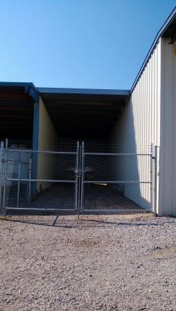 400 South Amity Road Conway, AR 72032 - Security Gate